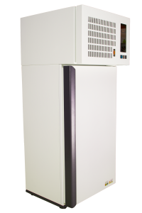 A800 Cell Incubator (CI) Benchtop Model Angled Closed View White Background