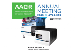 Visit Stratedigm at AACR 2019!
